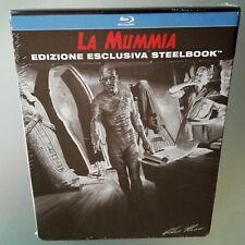 La Mummia Steelbook Edizione Esclusiva Blu-Ray Horror 1932 Boris Karloff