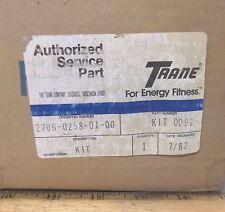 Vintage Trane Us Inc Gasket Set Kit Pn Kit 0092 Nos