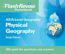 Physical Geography: As/A-level Geography (Flash Revise Pocketbook)-ExLibrary