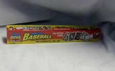 NIB 4 Sealed  Sets 1991 Upper Deck Score Donruss Micro Topps baseball cards
