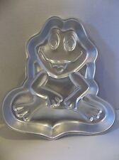 1979 Wilton FROG cake pan toad metal mold ANIMAL PRINCE Princess Birthday Party