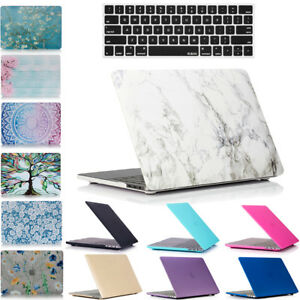 Hard Case & Keyboard Cover for Macbook Pro 13 inch 2018 with Touch Bar A1989