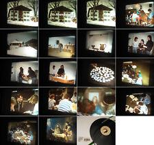 16 mm Film.Religion.Das Abendmahl.Evangelische Jugendliche 1988.History Film
