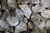 3 LB Smoky Quartz Rough Rocks, Bulk Crystals, Wholesale Crystals, Bulk Rough Lot
