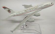 14cm 1 450 Emirates A380 Airplane Aeroplane Diecast Metal Plane Toy Model