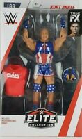 Kurt Angle - WWE Elite 66 Mattel Toy Wrestling Action Figure