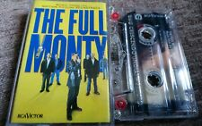 FULL MONTY~SOUNDTRACK OST CASSETTE TAPE~FAST POST~GARY GLITTER~DONNA SUMMER