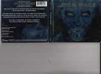 Star Wars:The Phantom Menace-1999-Original  Soundtrack-2 Disc+Book-68  Tracks-CD