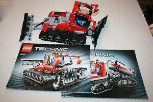 Lego Technic 8263 Snow Groomer - La dameuse