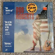 Bob Roberts Laserdisc In Shrink - Tim Robbins