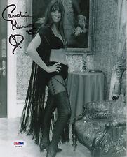 "CAROLINE MUNRO AS ""LAURA"" SIGNED SEXY ""DRACULA A.D. 1972"" PHOTO PSA"