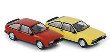 Volkswagen Scirocco 2 1980   - Jaune  - 1/87 HO NOREV