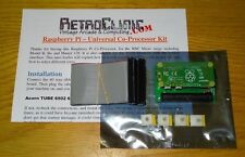ACORN BBC MODEL B,B+,MASTER 128 - RASPBERRY PI 700MHz MULTI-CPU CO-PROCESSOR KIT