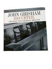 Hörbuch John Grisham Das Urteil
