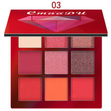 Cosmetic Matte Eyeshadow Cream Makeup Palette Shimmer Eyeshadow Palette Set emma