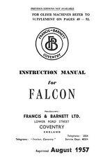 (0586) 1957-1959 Francis Barnett Falcon 74 instruction manual