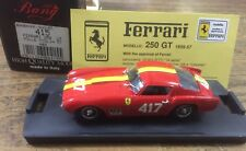 Bang 1/43 415 Ferrari 250 GT Mille Miglia 1957 Gendebien-Washer