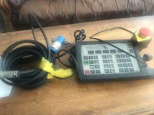 ABB 3HAB 2136~ 1/9 Teach Pendant Controller for S3, Hand Teach Pendant