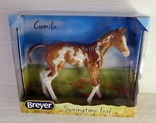 Breyer Traditional 1:6 Model Horse 9195 Camila Springtime Foal Glossy Red-White