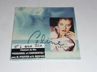 Celine Dion - Because you loved me (CANADIAN CD Single) SEALED