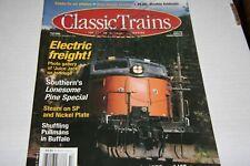 CLASSIC TRAINS MAGAZINE  FALL 2005  IN GOOD SHAPE