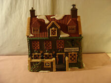 "Dept. 56 Dickens' Village ""Dedlock Arms Inn"" ~ Retired Signature Series"