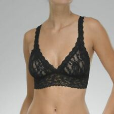 Hanky Panky Signature Black Lace Bralette Bra Lingerie Size Small £50