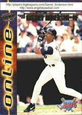 1998 Pacific Online BB Cards 1-198 +Rookies (A2778) - You Pick - 10+ FREE SHIP