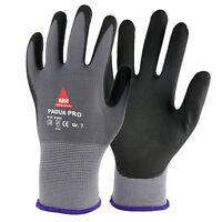 Handschuhe 10 PAAR Hase Padua Pro Arbeitshandschuhe Montagehandschuhe Gr. 7-11