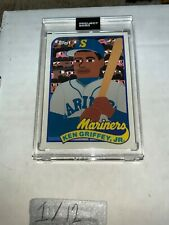 2020 Topps Project Ken Griffey Jr Keith Shore 88 **BRAND NEW SEALED**