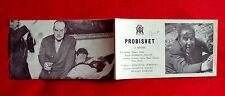 IL BIDONE 1956 BRODERICK CRAWFORD MASINA FEDERICO FELLINI  EXYU MOVIE PROGRAM #2