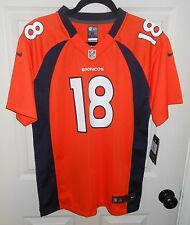 Peyton Manning Denver Broncos #18 NFL Football Jersey Nike Youth Size XL New NWT