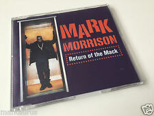 Morrison, Mark - Return Of The Mack - Maxi CD Single