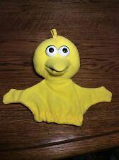 "Vintage 7"" Sesame Street Big Bird Kids Hand Puppet"