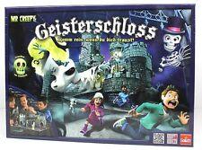 Esprits Château, jeu de société, M. Creepy, Goliath, 2-4 joueurs à partir de 6 ans