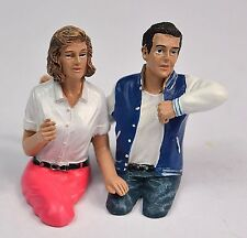 SEATED COUPLE 2 NIGHT OUT AMERICAN DIORAMA 23829B 1:24 SCALE ACCESSORY FIGURE