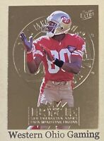 1995 Fleer Ultra Jerry Rice #301 Gold Medallion