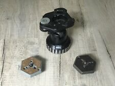 Manfrotto Ball Head Tripod Model 168 With 2 Quick Release Plates