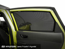 Genuine Hyundai Kona Active Rear Laser Sun UV Shades Pair (Set of 2) J9A41APH00