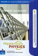 Mastering Physics for University Physics: Student Access Kit