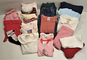 Top Kleidungspaket Mädchen Kinder Winter Größe 86 92 24Teile