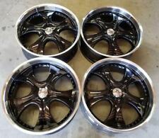 Devino Wheels Rims 24 Inch 6x1397 35mm Gloss Black Machine Lip