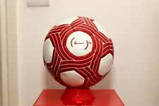 Nike T90 Ascente Limited Edition Ball - White/Red