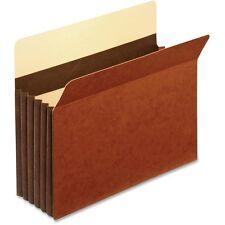 """""""Pendaflex Schwerlast Datei Taschen, gerader Schnitt, 1 Pocket, Brief, redrope"""""""