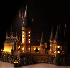 LED Light Kit for Lego 71043 Harry Potter Hogwarts Castle