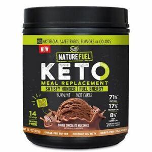 Keto Meal Replacement Shake Chocolate 16 Oz