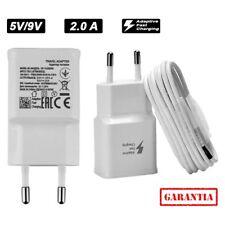"""Cargador rapido USB 5V 9V 2A compatible Apple IPHONE X 5.8"""" fast charging"""