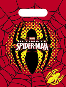 Ultimate Spider-Man Party Bag Birthday