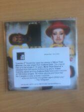 CULTURE CLUB - MORE THAN SILENCE - RARE UK CD PROMO -