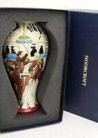 Moorcroft HIGH SOCIETY Ltd edition of 100 worldwide 1st quality & boxed